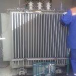 Ремонт трансформатора ТМГ