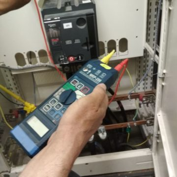 Электроизмерения и электрические испытания с выдачей протокола