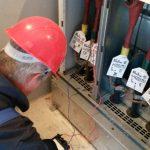 Текущий ремонт подстанции БКТП