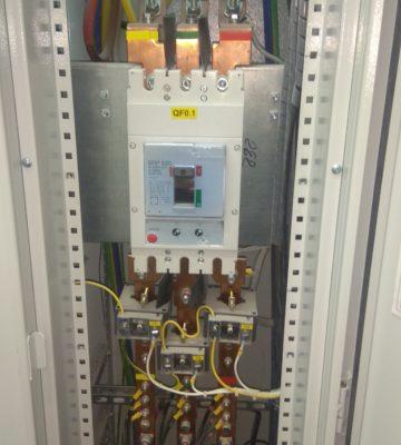 ИК-диагностика электрический сетей с помощью тепловизора